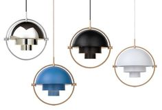 Three new Gubi Pendants that are destined to become icons