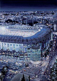Light and Sound – Paula Varona Real Madrid Cr7, Real Madrid Cristiano Ronaldo, Real Madrid Shirt, Real Madrid Players, Real Madrid Wallpapers, Madrid Football, Madrid City, Santiago Bernabeu, Football Wallpaper