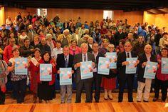 """Municipio osornino lanzó oficialmente el """"Fondam"""" destinado a financiar proyectos para adultos mayores"""