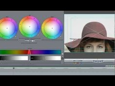 Selective Color/HSV/Replace Color/Change Color in FCP 7 (tutorial) - YouTube