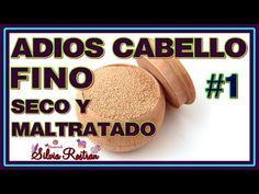 Cabello Fino, Aplicate Esto Y Engrosalo Y Dale Mucho Volumen Realmente Funciona \\Silvia Rostran - YouTube