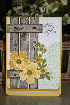 SU Flower Shop, Petite petals, Hardwood Background, Owl Builder punch (March 7, 2014)