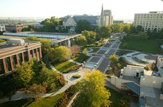 so many great memories on this campus....<3 creighton university