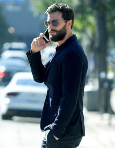 """""""I'm asking to get paid for doing something I love I'm not asking to be followed down a street by some f****** pap"""" #JamieDornan on acting"""