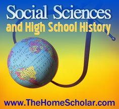 Social Sciences & High School History