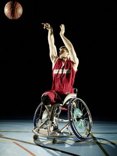 Wheelchair Volleyball Coleman Deck Chair 17 Best U S Sitting Images Team Usa Paralympic Basketball Player Janic Binda Aiming For The Basket What You Don T See Is That He Aced It Played Pilatus Dragons In