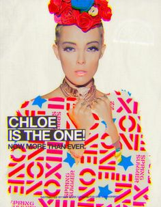 Chloe Norgaard - the Fashion Spot