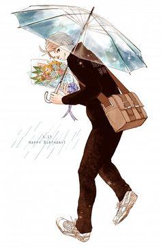 Haikyuu!! ~~ Happy Birthday, Sugawara!