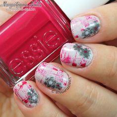 Born Pretty Store: Lace  http://www.magnifique-nails.com/2014/07/born-pretty-store-lace-flower-water.html