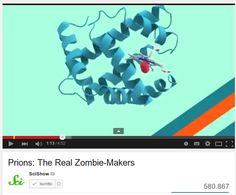Prioni / What is a prion?,Subviral particles Viroids and prions, Prions: The Real Zombie-Makers