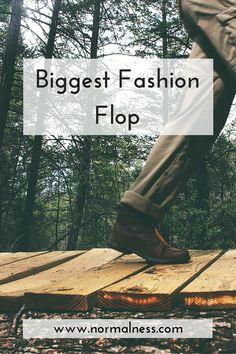 Biggest Fashion Flop