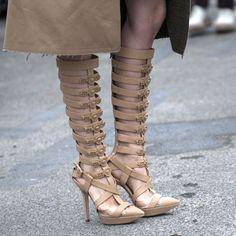 Day 2 Street Style at Paris Fashion Week
