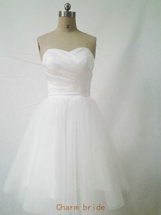 Somebody should wear white to my wedding, it just won't be me. :-)