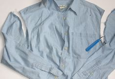 How To Re-Fit a Button-Down Shirt…To Your Size! Fitting 101 - Want to use this to make a shirt dress