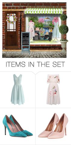 """Althea's Boutique... Spring Specials"" by marvy1 ❤ liked on Polyvore featuring art"