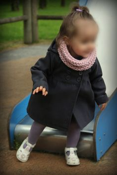 Tricot Snood 2 ans 03