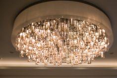 Modern Decor - Coronado Ballroom Grand Hyatt, Foyer, Modern Decor, Manchester, Chandelier, Ceiling Lights, Candelabra, Chandeliers, Foyers