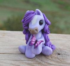 Purple Sugar Wee pony - 2016