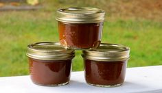 Maple apple butter. I find this additionally entertaining, since author made the butter while vising whidbey island