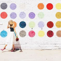 LA's Most Instagrammable Walls and Street Art for Snapping Like-Worthy Shots