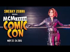 MCM London Comic Con May 2015 Cosplay Music Video - YouTube