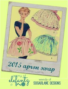 The Great 2015 Apron Swap!