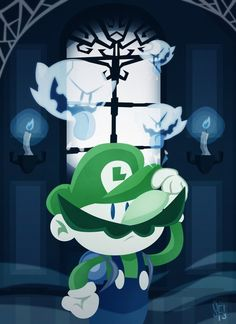 Super Luigi World by Sam Filstrup
