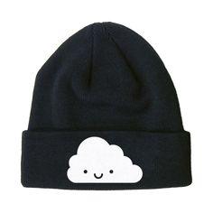 Kawaii cloud beanie