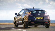 2014 Honda CR-Z, seeking a wilder mild hybrid