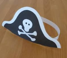 pirate hat craft - Google Search