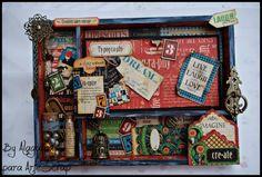 El Scraparate de Alagaina: Inspiración y creatividad