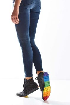 Converse Pride Sneakers, sadly sold out :(