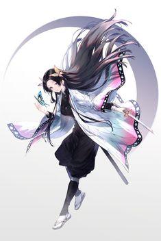 Demon Slayer: Kimetsu no Yaiba, tabi socks, Demon Slayer bookmarks / かなえ - pixiv Manga Anime, Fanarts Anime, Otaku Anime, Manga Art, Anime Angel, Anime Demon, Demon Slayer, Slayer Anime, Kawaii Anime Girl