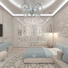 Turquoise Room Ideas - Well, exactly how about a touch of turquoise in your room? Establish your heart to see it because this post will give you turquoise room ideas. Closet Bedroom, Home Bedroom, Bedroom Furniture, Bedroom Decor, Closet Mirror, Interior Design Living Room, Living Room Decor, Turquoise Room, Luxury Bedroom Design