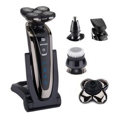 Wet/Dry 5D Shaver For Men Electric Shaver Electric Razor Rechargeable Men'S Shaving Machine