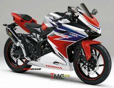 2016 | 2017 Honda CBR250RR / CBR300RR Coming for the R3, Ninja 300, RC390? | Honda-Pro Kevin