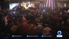Celebrations in Aleppo after its full liberation