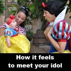 Adorable!! I feel like this would be Aubrey if she met minnie, doc, or the bubble guppies! Hehe