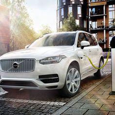 Volvo calls for a standard EV charging system @darwinsnews #darwin