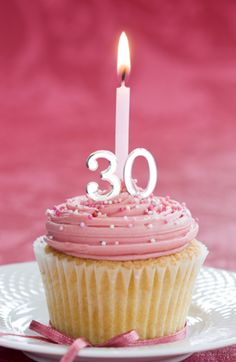 You're Turning 30.  Get Over It!