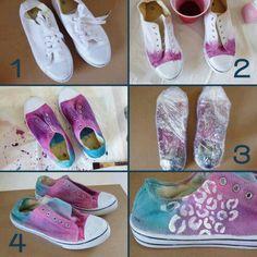 Diy sneakers!