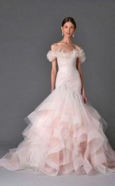 Dress Inspiration - Marchesa