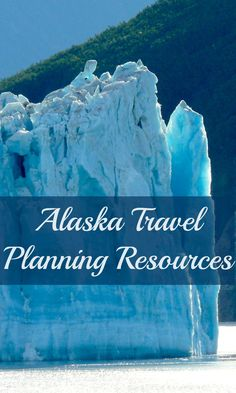 Alaska Travel Planning Resources includes the online links, books, guides and products that we used to plan our #Alaska Highway road trip. alaska cruise