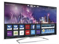 "Smart TV LED 3D 42"" Philips 6000 Series 6510 - Full HD Conv. Integrado 3 HDMI 2 USB 4 Óculos 3D"