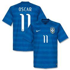 Nike Brazil Away Oscar Shirt 2014 2015 Brazil Away Oscar Shirt 2014 2015 http://www.comparestoreprices.co.uk/football-shirts/nike-brazil-away-oscar-shirt-2014-2015.asp