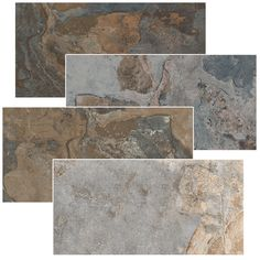 "World Class Tiles - 12"" x 24"" • Kayah HD Collection by Anatolia Tile"