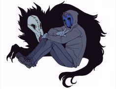 Eyeless Jack & Seedeater chillin
