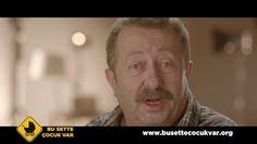 Sanatsal ve kültürel faaliyetler ile reklam faaliyetlerinde yer alan çocukların çalışma koşullarını düzenlemek için yürütülen kampanyanın tanıtım filmi. busettecocukvar.org ------- Oyuncular Sendikası ve Uluslararası Çalışma Örgütü teşekkür eder; Kampanya konsept ve senaryo: Zeytin, Communications crafted by Erkut Ertürk Yapım Şirketi : Böcek Yapım Yönetmen : Efe Mehmet Özbay  Kurgu : Fatih Dursun  Görsel Efekt : Cem Karaman Ses : Utkan Tunca