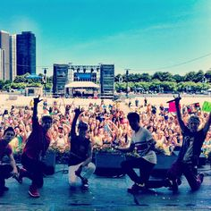 .@im5band | You were beautiful Chicago. you're beautiful.