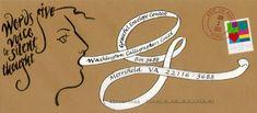Joan Inderhees | 2003 winner, The Graceful Envelope contest